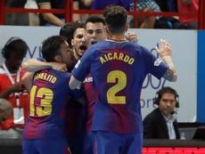 El Barcelona Lassa quiere prolongar su hegemonía en la Copa. EFE