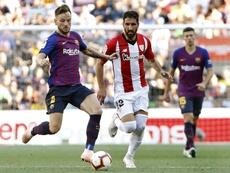 Juve y Barça negocian un trueque Emre Can-Rakitic. EFE/Archivo