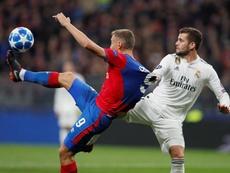 El Madrid renovará a Nacho hasta 2022. EFE