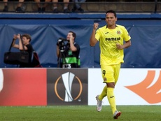 El Villarreal está listo para seguir con su andadura europea. EFE