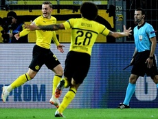 El Borussia Dortmund se mide al Stuttgart antes de poner su mente en la Champions. EFE