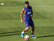 Operación Atlético-Milan-Wolves-Mónaco. EFE