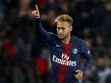 Neymar could return to his former side. EFE