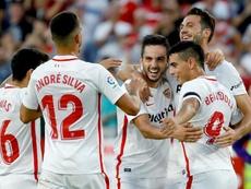 El Sevilla compensará a sus socios por la Supercopa. EFE