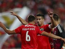 El Benfica ha puesto fin a su crisis. EFE/Archivo
