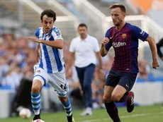 Rubén Pardo, cada vez más cerca del Athletic. EFE