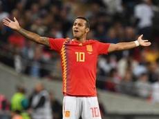 Le PSG offre 30 millions d'euros pour Thiago. afp