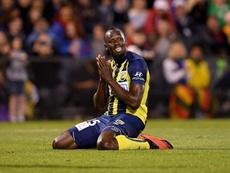 Usain Bolt no quiere jugar en Malta. EFE