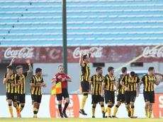 Peñarol seguirá en primera posición. EFE/Archivo
