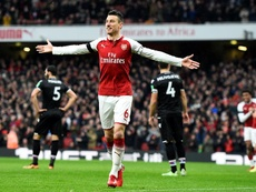Koscielny made a long awaited return to action this week. EFE