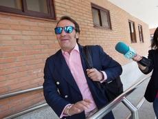Fernando García Puertas ha dejado el 'caso Arandina'. EFE/Archivo