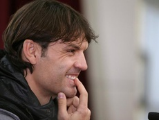 Morientes es el director del fútbol formativo del grupo. EFE