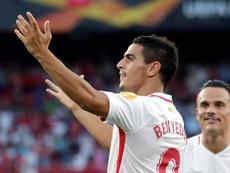 El Sevilla cayó ante el Barça por 4-2. EFE/Archivo