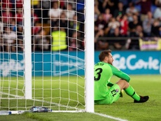 United want Oblak if De Gea leaves. EFE