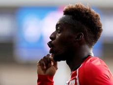 Williams está cumpliendo un sueño de niño: jugar en el Athletic. EFE
