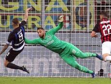 Icardi suena para volver a Milán, pero no al Inter. EFE
