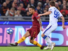 Lorenzo Pellegrini is subject to interest from Manchester United. EFE