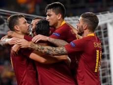 La Roma volvió a ganar. EFE