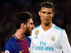 Rivaldo rêve d'un duo Cristiano Ronaldo - Leo Messi. EFE