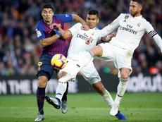 Camp Nou de Barcelona. EFE