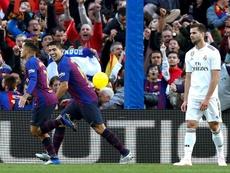 El Barça-Madrid podría postergarse. EFE