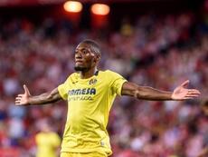El camerunés hizo historia en Copa. EFE
