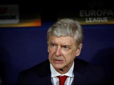 Wenger propone una solución para terminar con la polémica en el VAR. EFE/Archivo