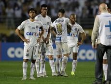 Santos se juega estar en la próxima Libertadores. EFE/Archivo