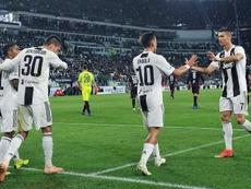 Le probabili formazioni di Juventus-Cagliari. EFE