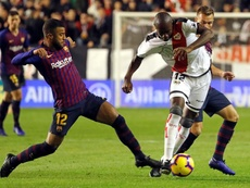Rafinha: insists on Marcelino, doubts Barcelona. EFE
