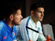 Lucas a révélé une offre du Real Madrid. EFE