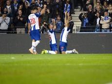 El Oporto pasó a la 'Final Four' gracias a un gol en el 118'. EFE