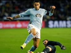 Mallo habló de la derrota en el Camp Nou. EFE