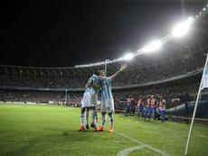 Racing asaltó el Libertadores de América. EFE/Archivo