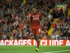 Former Liverpool man Daniel Sturridge could sign for Inter Miami in the MLS. EFE/Archivo