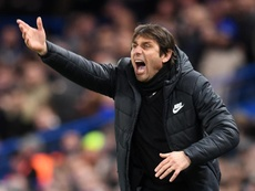 Antonio Conte quer Lukaku e Dzeco no Inter. EFE
