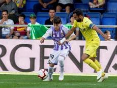 Malísimas noticias para el Valladolid y Toni Villa. EFE