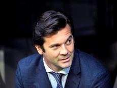 Solari firmó un contrato hasta el año 2021. EFE