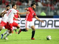 Egipto llamará a Salah para la Copa África. EFE