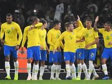 Brasil aprovechará la Copa América para empezar el relevo generacional. EFE/Archivo