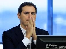 Albert Rivera, otro posible candidato a la RFEF. EFE
