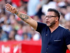 Antonio Mohamed regresó a Monterrey. EFE/Archivo