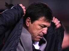 Passarella, ¿de vuelta a los banquillos para dirigir a Cerro Porteño?. EFE