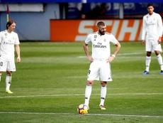 Modric a fait l'éloge de Benzema. EFE