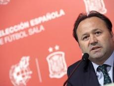 Fede Vidal anunció un nuevo cambio en la convocatoria. EFE