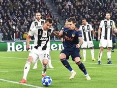 Mandzukic, el 'plan B' del Milan si Ibra no llega. EFE