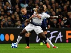 Sissoko tiene claro que no se moverá del Tottenham. EFE