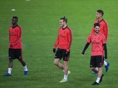 Podría peligrar el puesto de Bale en el once. EFE