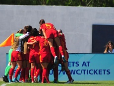 España supera a Estados Unidos en un partido vibrante (4-3). EFE/Archivo