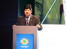 Edwin Oviedo, actual presidente, ha sido detenido. EFE/Archivo